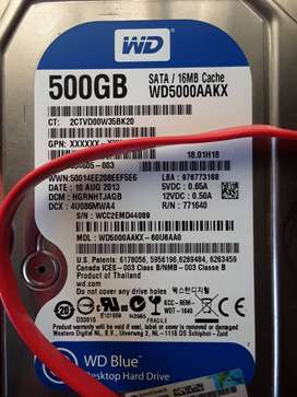 Hard drive for Pc