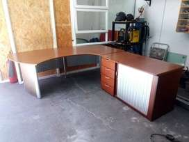 BIG OFFICE DESK FOR SALE