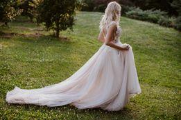 Suknia ślubna Loretta Mistrelli rozmiar 36, 38