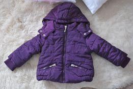 Фирменная куртка для девочки Blukids