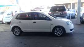 2015 VW Polo Vivo 1.6 Engine Capacity GT with Manuel Transmission,