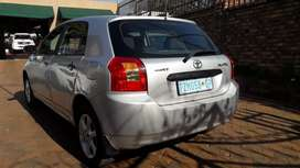 Toyota Runx 1.4RT Hatchback Manual For Sale
