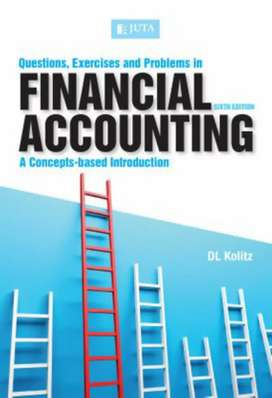 Financial Accounting:Questions, Exercises & Problems 6th Ed. DL Kolitz