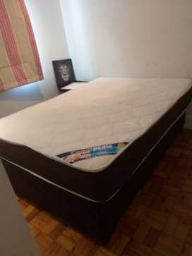 Bed for 850