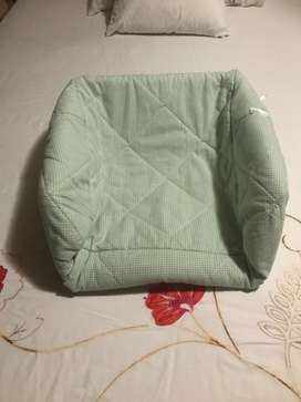Baby seat aid