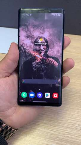 For sale note 9