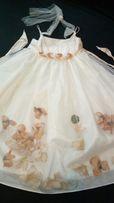 Бальное нарядное платье Kiki на 9-10 лет