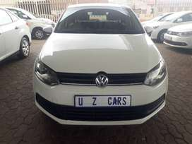 Pre-Owned 2018 VW Polo 1,6 Trendline