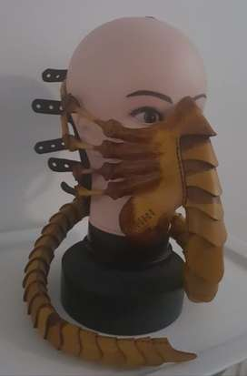 """Alien"" face-hugger mask (Order today!)"