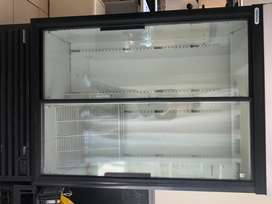Staycold Double Sliding Door Cooler