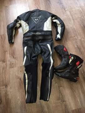 Dainese 2-Piece Leathers