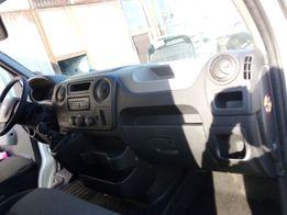 Renault Master deska konsola