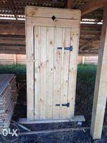 Душ деревянный ( літня душова кабінка )