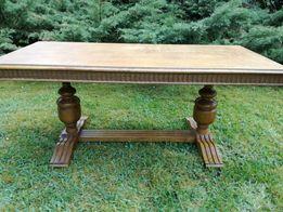 Stół ława dębowy