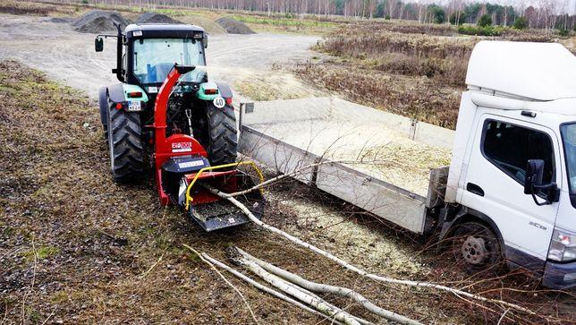 TARCZOWY+hydraulika POLSKA MASZYNA do ciecia gałęzi rębak Rzeszów - image 6