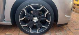 Citroen DS3 OEM 17s 4/108 swop for other 17s