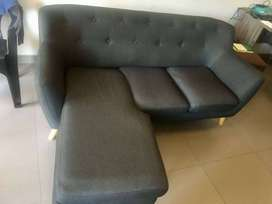 3 - Seater L-Shape Couch R 2,500