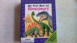 Продам книгу-игру Динозавры
