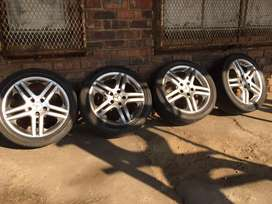 17inch mercedes benz rims for 3500