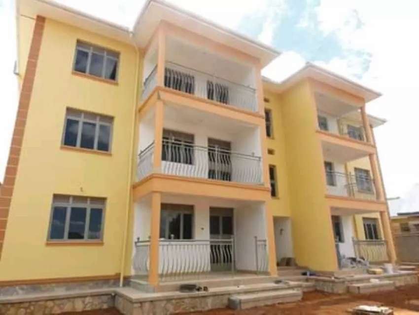 Kyanja hot self contained new 2 bedrooms 0