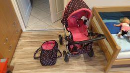 Wózek dziecięcy DORIS