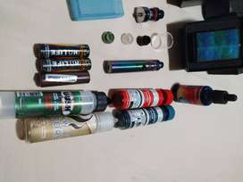 2× Vapes and accesories for sale! Make offer!