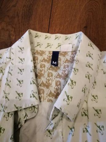 Рубашка H&M, размер М Киев - изображение 3