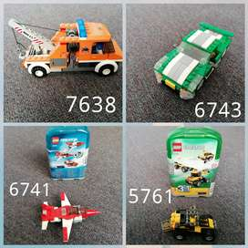 LEGO Collectable sets