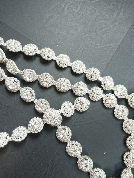 Pasek biżuteryjny srebny Rzeszów - image 1
