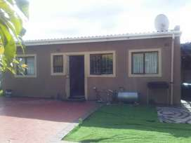 2 bedroom granny flat to share