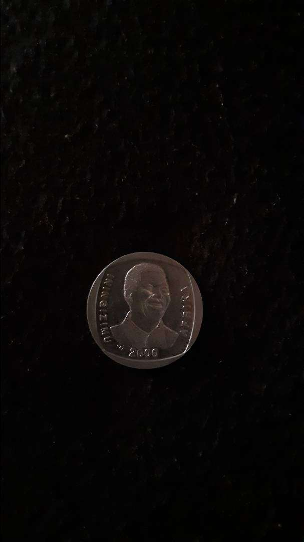 Mandela Coins 4 sale from 1994 to 2019 0