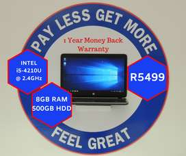 »»»HP 450 G2 with 12 Months Warranty (526)««