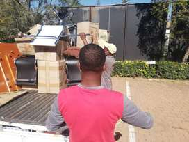 Rubble removals, site clearance , furniture removals, demolition