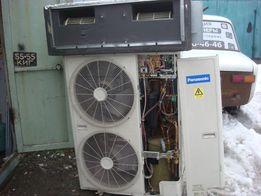 Продам б\у канальный кондиционер PANASONIC CU-A34BBP8\CS-A34BBP5
