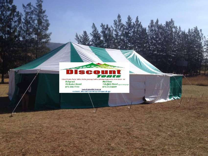 Discount Tents for sale in Nelspruit 0