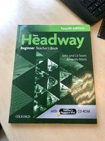 Продам книгу New Headway(уровень Beginner четвертое издание с диском)