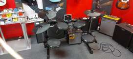 electrical drumset