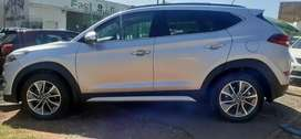 HYUNDAI TUCSON AUTOMATIC 2.0 DCI WITH SUN ROOF