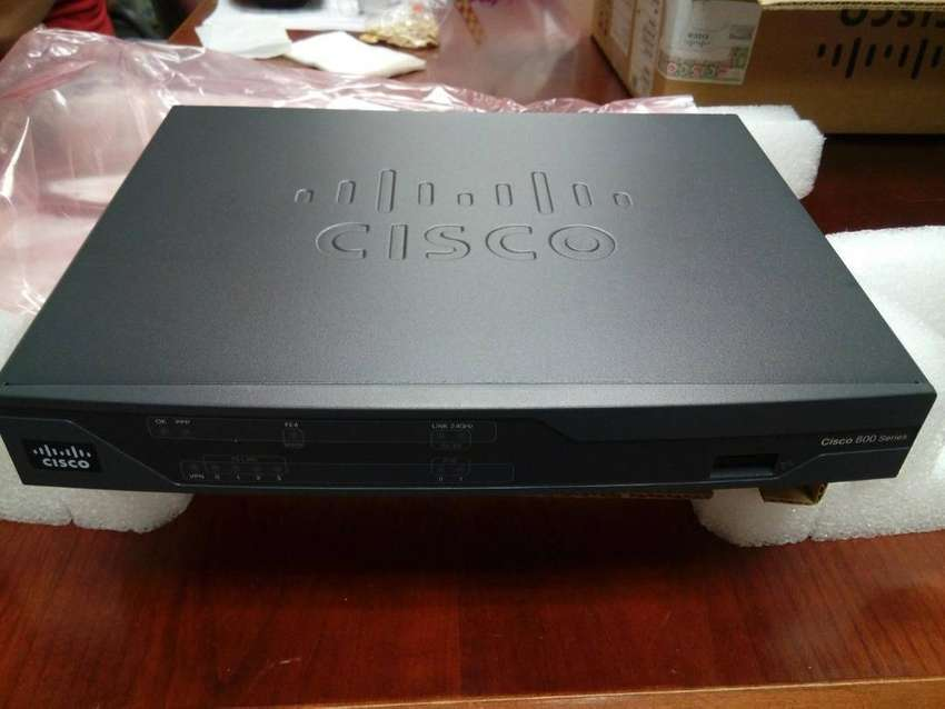 NEW_ CISCO 881W-GN-A-K9 Cisco 881W Integrated Services Router 0