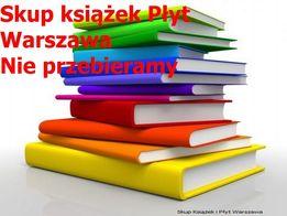 Skup książek komiksów płyt winylowch - Warszawa NIE PRZEBIERAMY