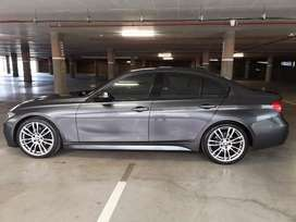 BMW 320i msport edition, auto, full leather, excellent condition,