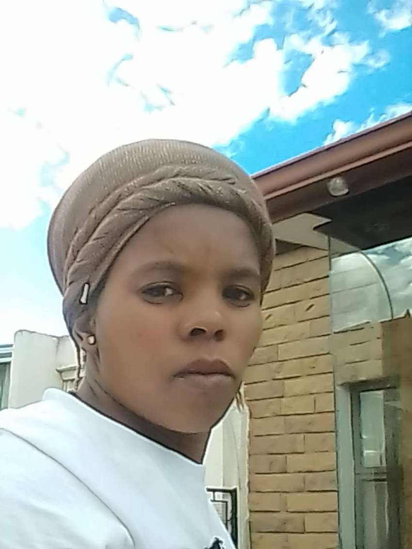 Lesotho babysitter/maid/cleaner/housekeeper with refs needs work 0