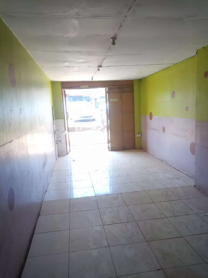 Nice spacious shop for rent in kireka center. 0