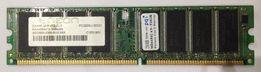 Модуль памяти AENEON AED560UD00-500C88X DDR PC3200U CL3 256Mb
