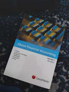 About Financial Accounting - used textbook for sale