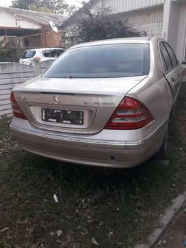 Mercedes Benz w203 for spears call