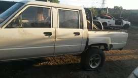Toyota Hilux hips stripping for parts