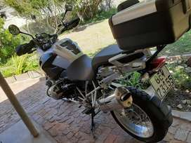 R1200GS for R75000
