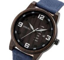 Zegarek Drewniany Bewell ZS-W156A. Nowy. Gwarancja. Firma