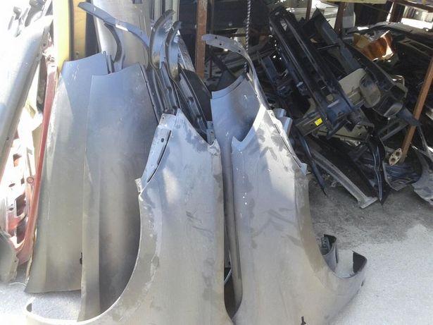 На калину приору гранду ниву шевролет ваз крыло капот бампер двери фар Харьков - изображение 1
